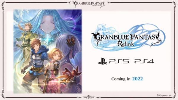 granblue fantasy relink