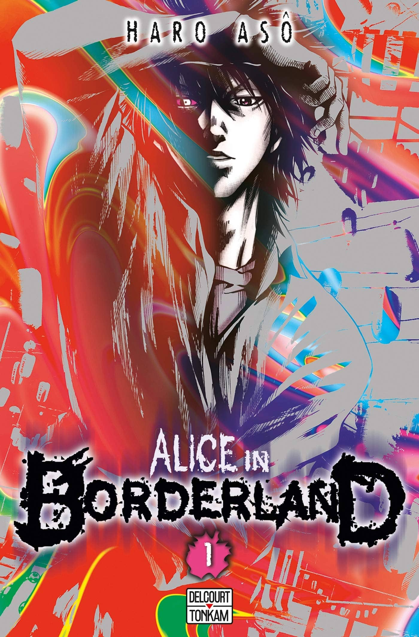 Alice in Borderline 1
