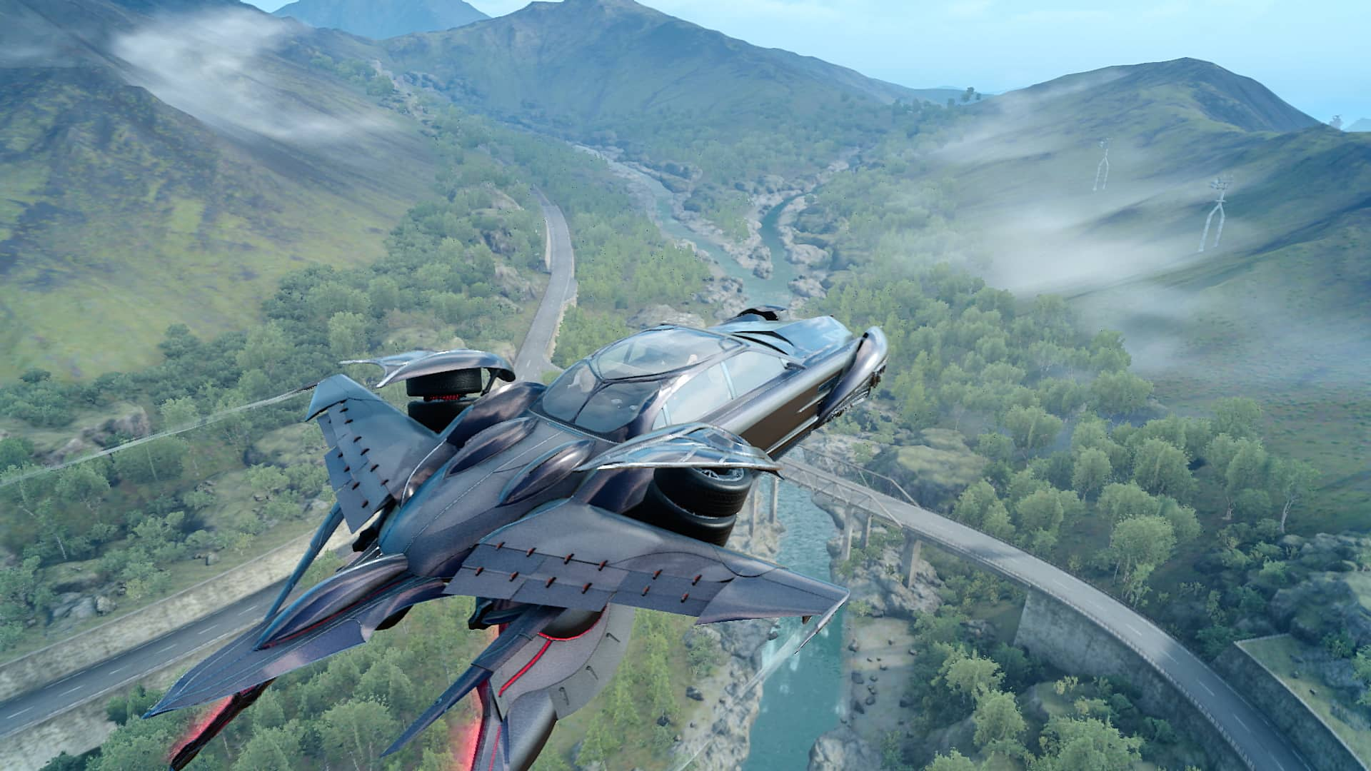 El director de Final Fantasy XV está trabajando en un proyecto para ofrecer viajes virtuales