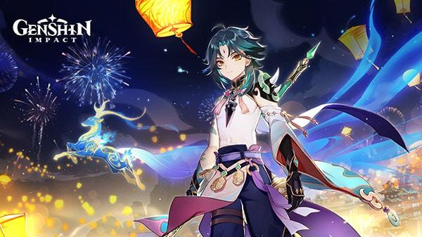 NoticiasVideojuegos      Genshin Impact versión 1.3 se lanza el 3 de febrero agrega el festival Lantern Rite                   Por Mr Cenna-        22 enero 2021