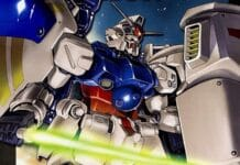 Mobile Suit Gundam 0083 Rebellion