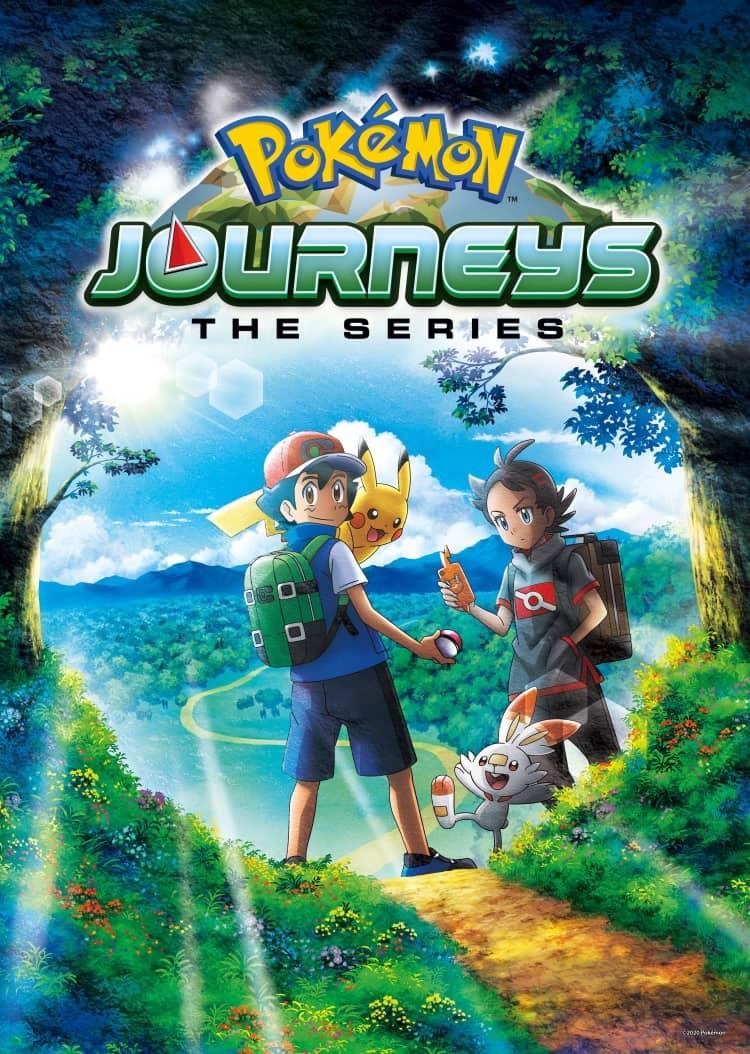 Pokemon Journeys logo