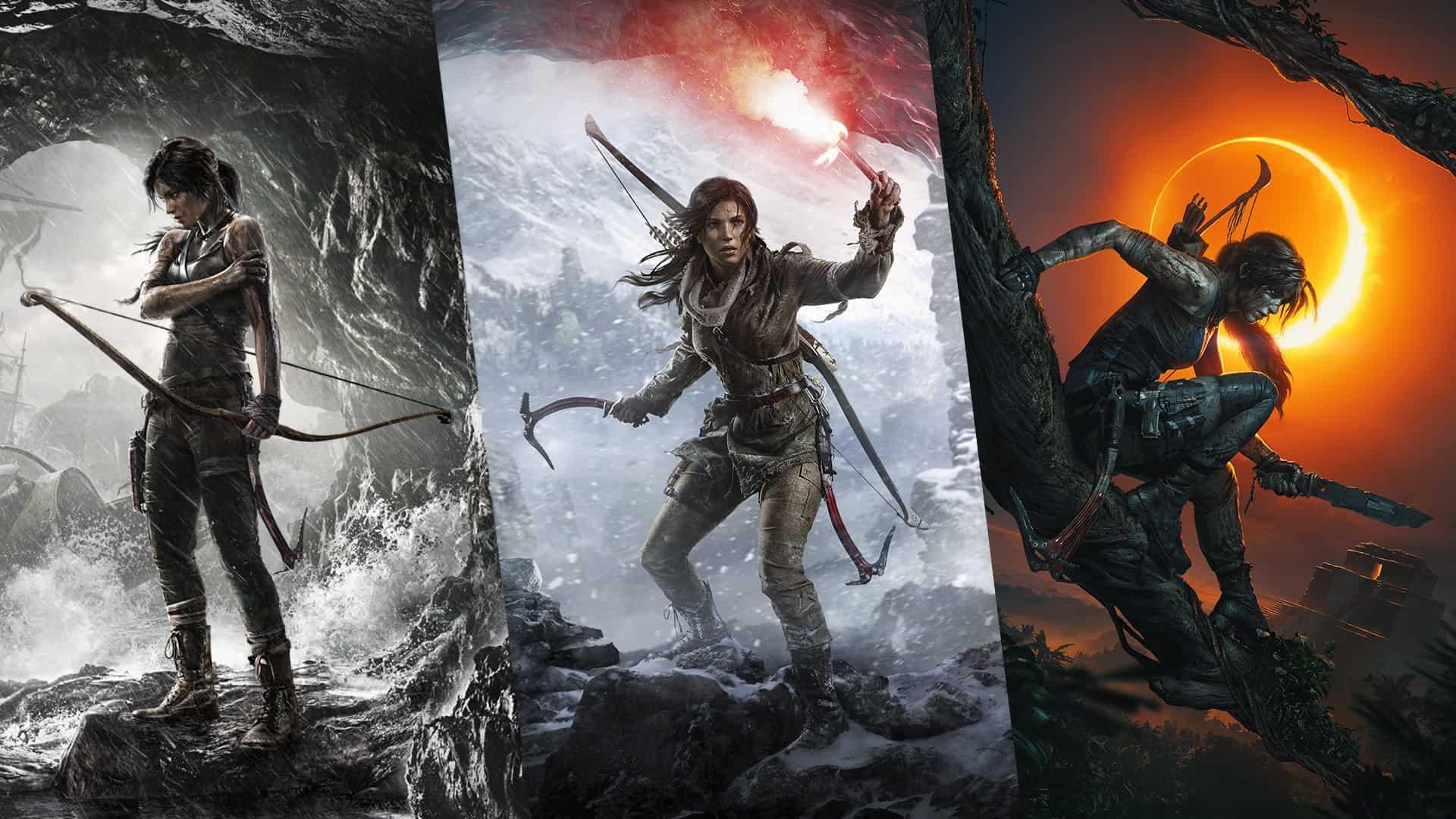 Nueva serie de Tomb raider?