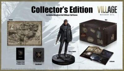 colectors edition of Village