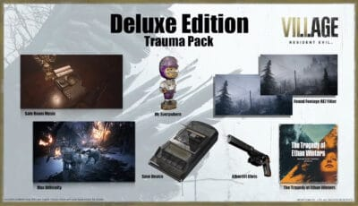 Delux edition of Village