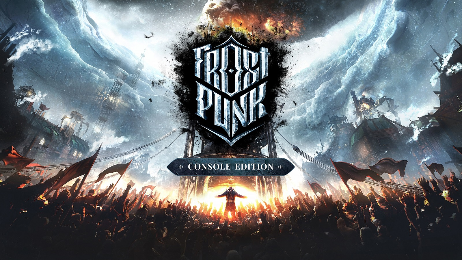 playstation now frostpunk