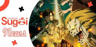 NUEVA TEMPORADA de Danmachi y Goblin Slayer, Japón RESPONDÉ a la crítica de Shingeki no Kyojin y más | SUGOI NEWS Edición #3