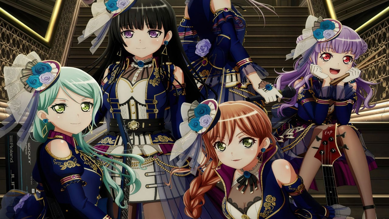 BanG Dream! Episode of Roselia