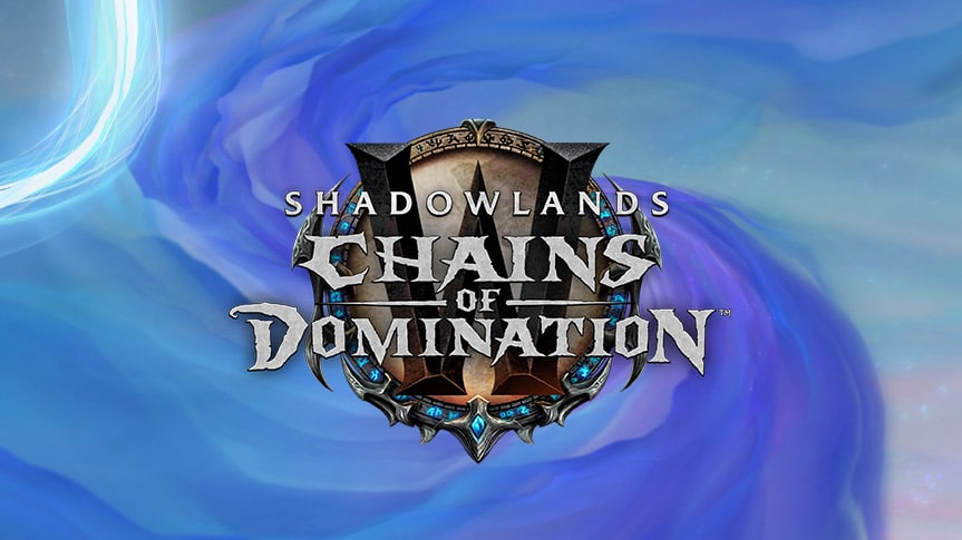 BlizzCon 2021 Shadowlands Chains