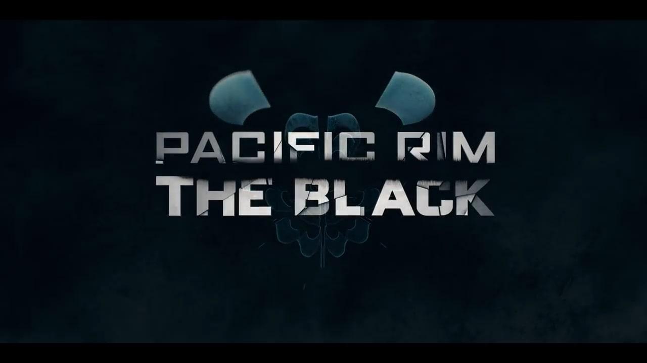 Pacific Rim The Black logo