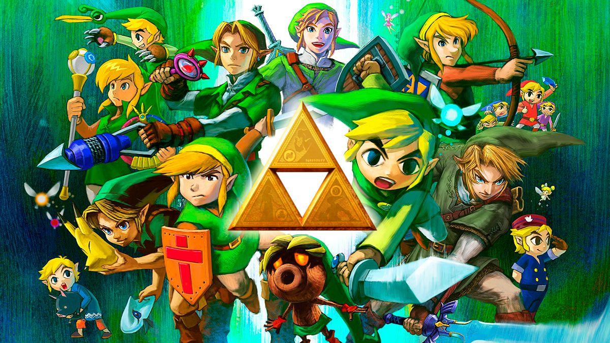 The Legend of Zelda 35 Aniversario