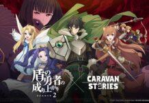 Caravan Stories x Tate no Yuusha