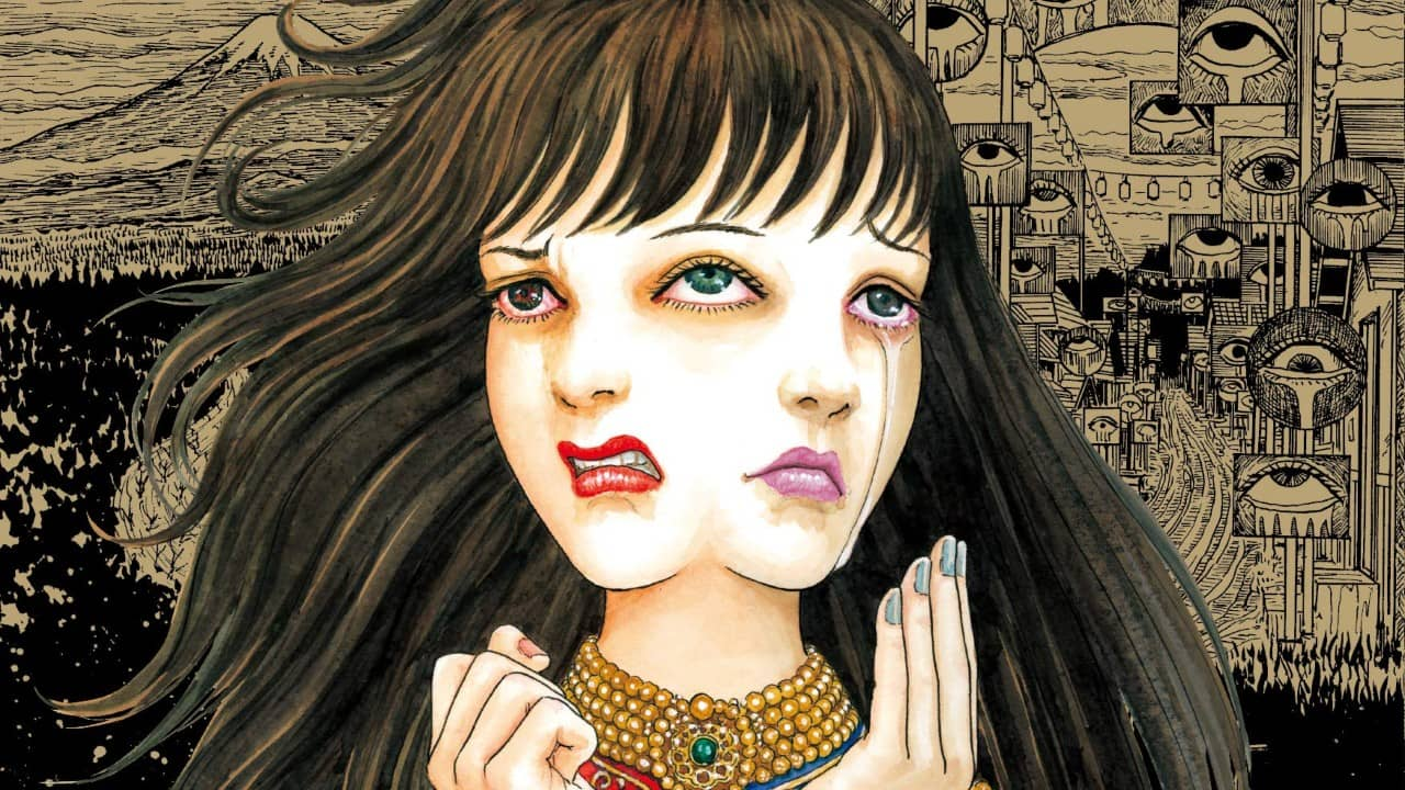 Junji Ito: Collection tendrá una nueva adaptacion animada