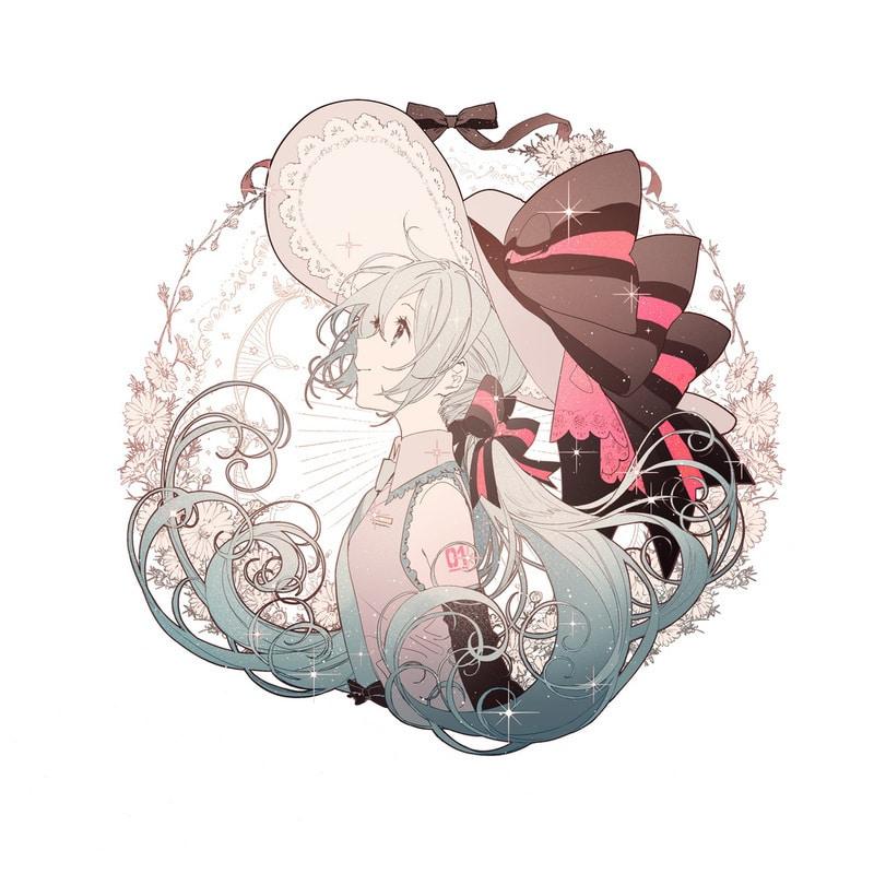Hatsune Miku vinilo 1