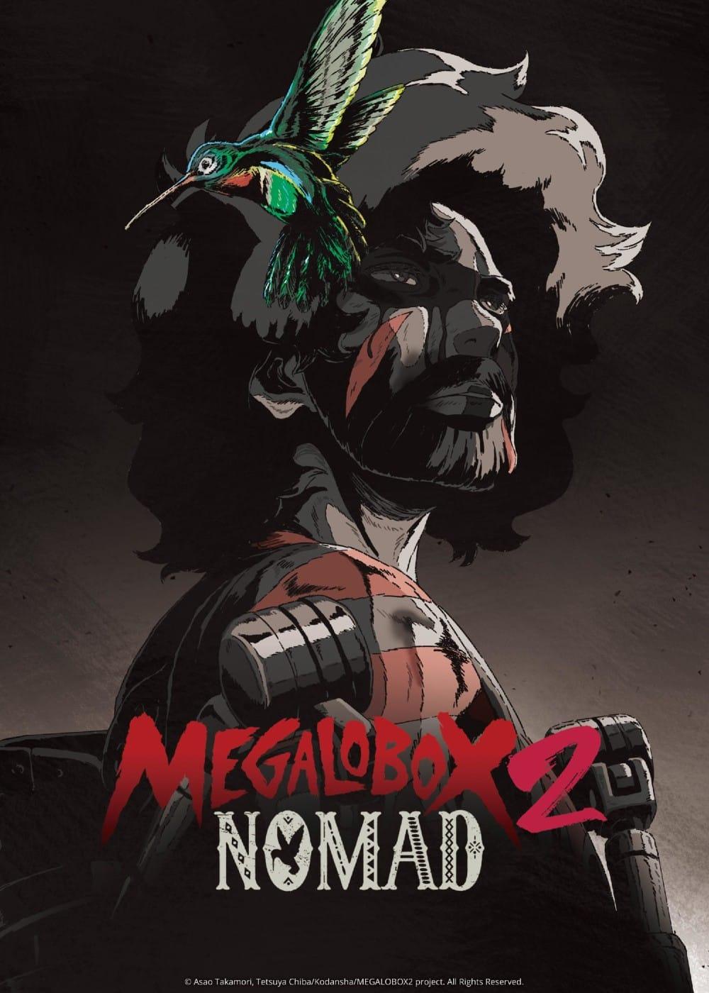 Megalobox 2 Nomad