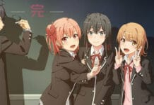 Oregairu temp 3