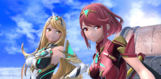 Super Smash Bros. Ultimate Pyra