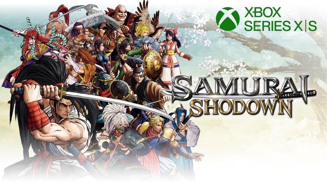 Samurai Shodown en Xbox Series X