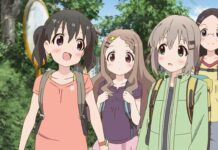 Portada del anime Yama no Susume