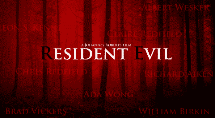 Resident Evil Movie Reboot