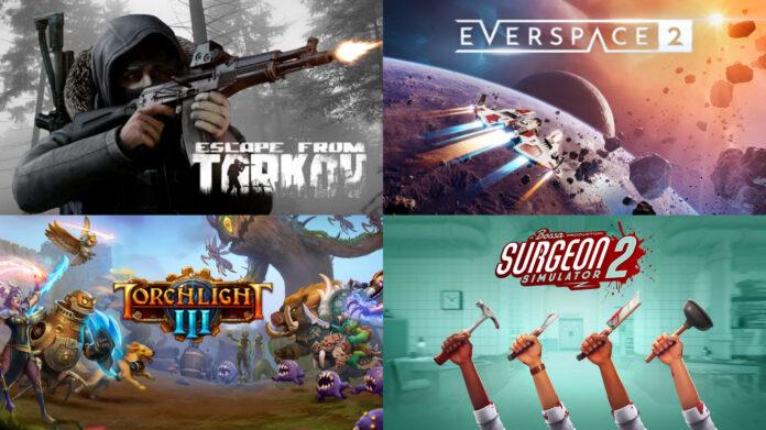 Juegos pc gaming 2020