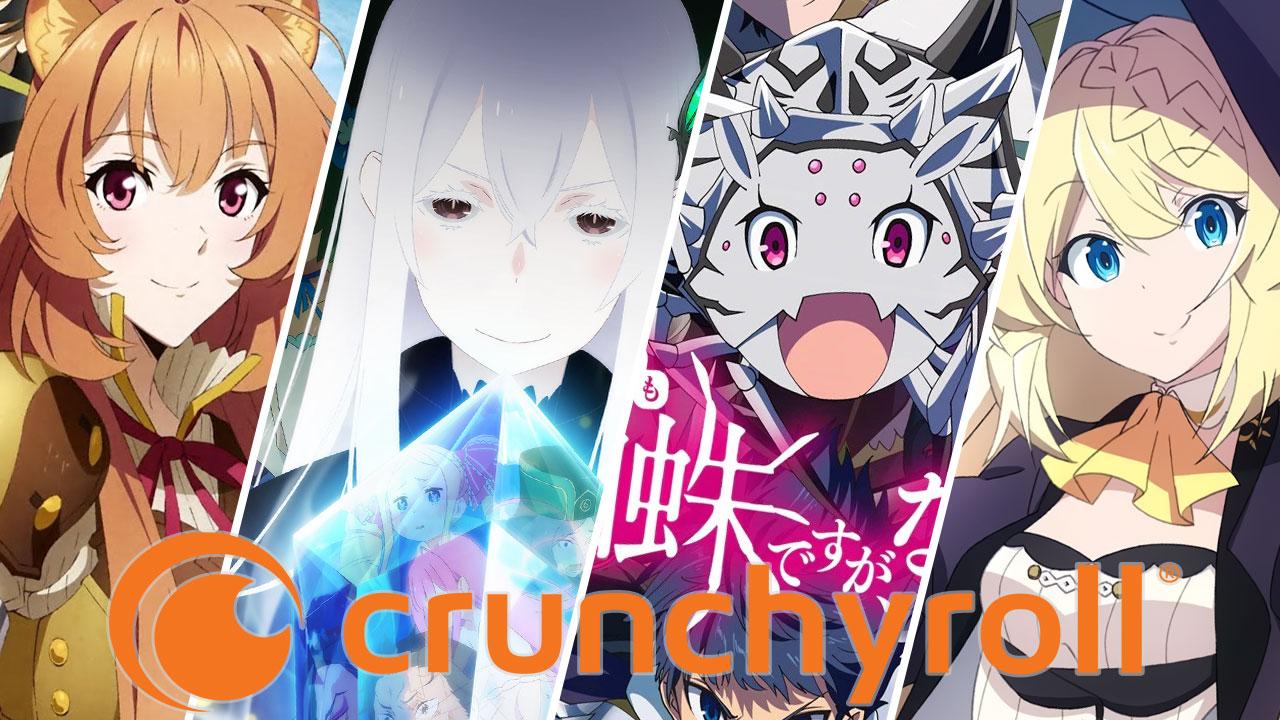 Crunchyroll Doblajes