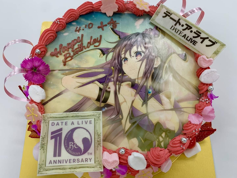 Date A Live celebra el cumpleaños de Tohka