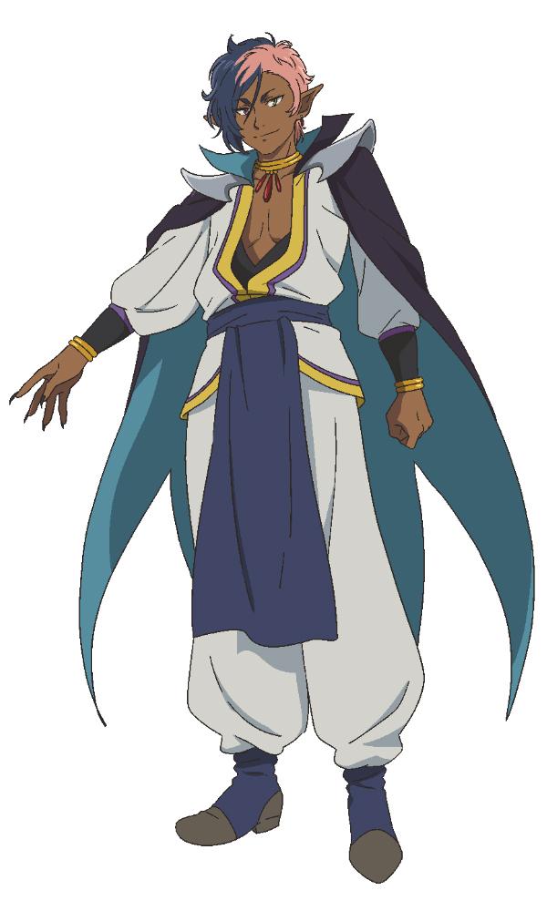 Isekai Maou to Shoukan Shoujo no Dorei Majutsu Ω nuevo personaje