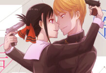 Kaguya Sama: Love is War