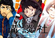 Kodansha Manga Awards Nº45