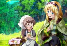 Leadale no Daichi nite anime