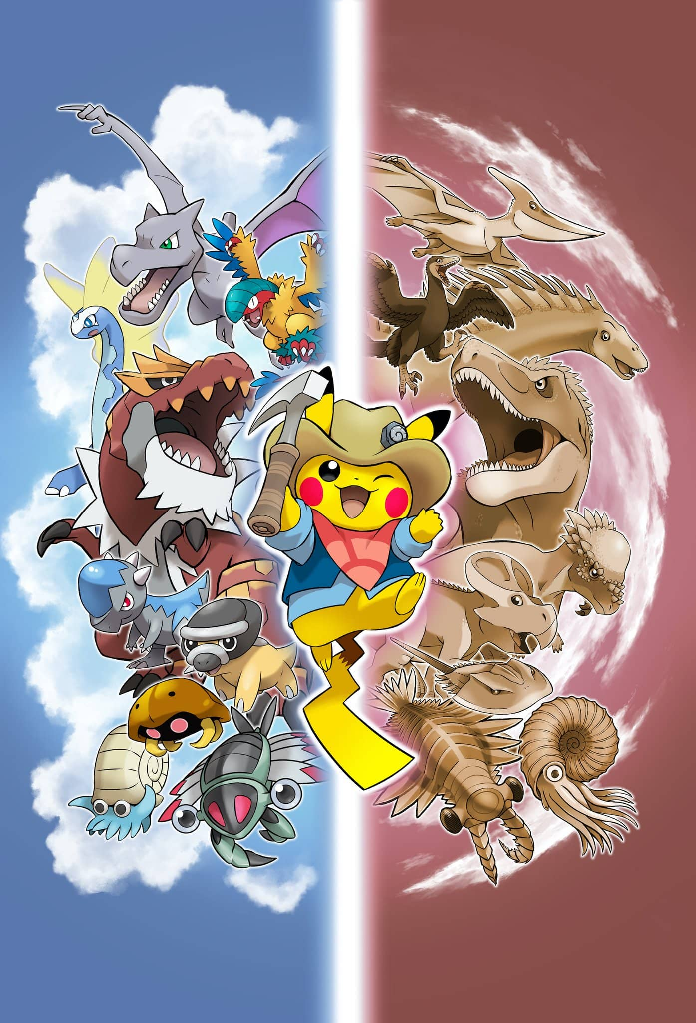 Pokémon Fosil
