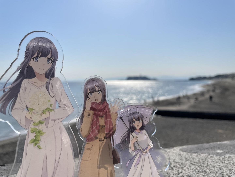 Seishun Buta Yarou celebra el cumpleaños de Shouko Makinohara