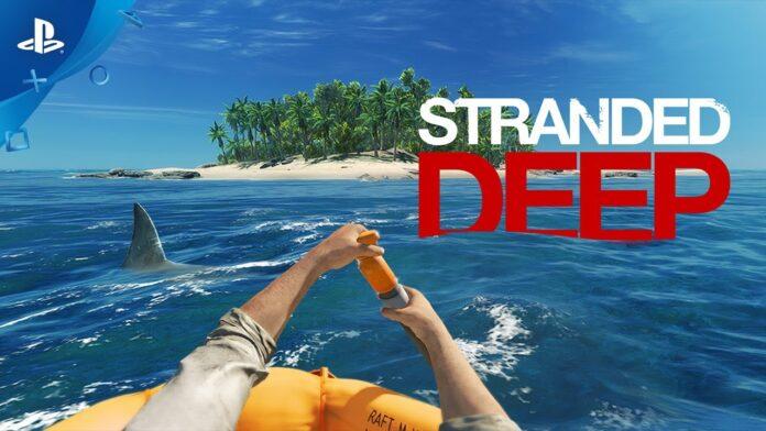 Playstation Plus Stranded Deep mayo