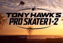 Tony Hawk's Pro Skater 1 + 2 - cover