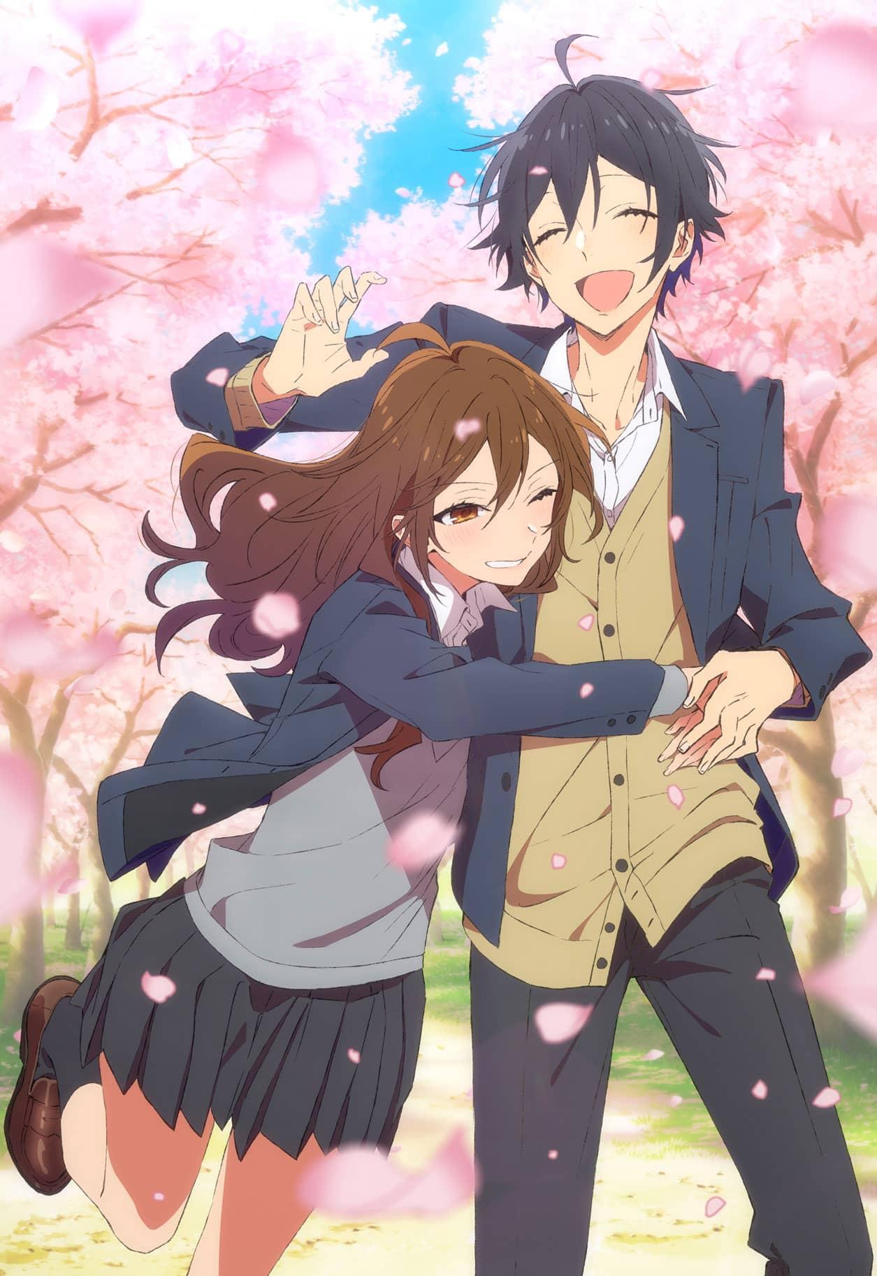 Horimiya Anime 1